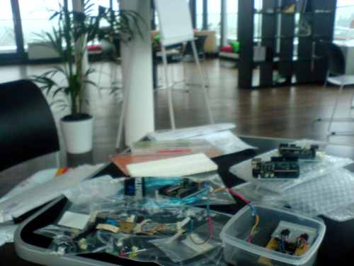 Arduino OpenHardware im ncl