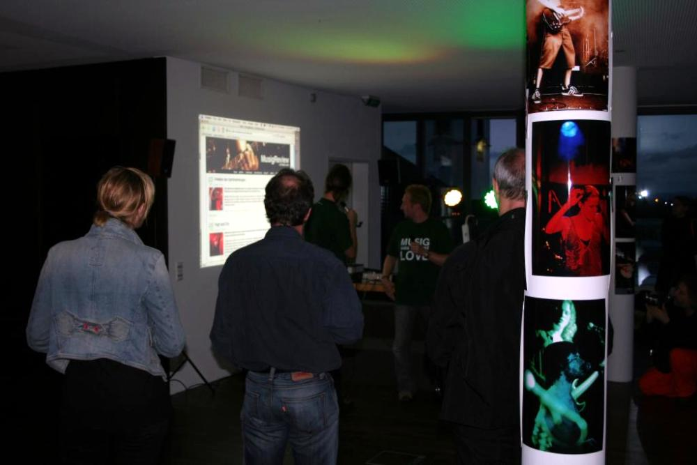 Musigreview relaunch im netculturelab
